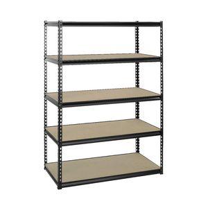 Heavy Duty 5 Shelf Storage Unit 1220 X 610 1830mm