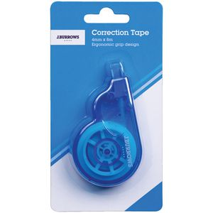 J.Burrows Precise Correction Tape 4mm x 8m