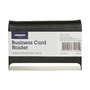 J.Burrows Business Card Holder