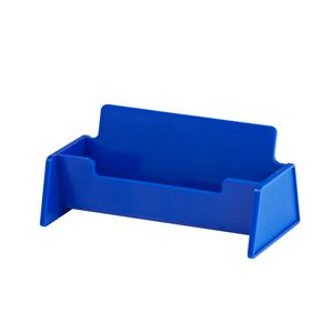 J.Burrows Business Card Holder Blue
