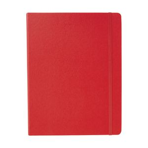 J.Burrows Large Journal 240 Page Red