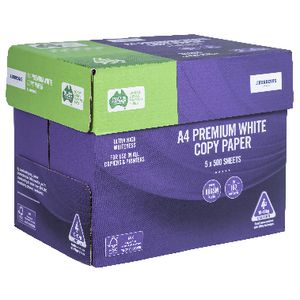 J.Burrows 80gsm Premium A4 Copy Paper Carton