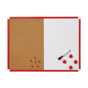 J.Burrows Combination Board 600 x 450mm Red