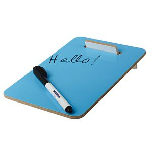 J.Burrows Desktop Memo Board Blue