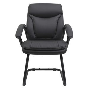 Hilton Visitor Chair Black