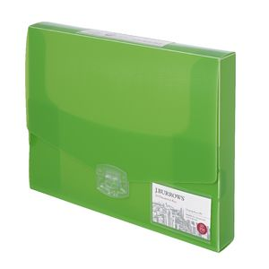 J.Burrows Ice Document Box 40mm Green