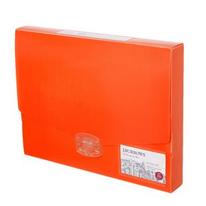 J.Burrows Ice Document Box 40mm Orange