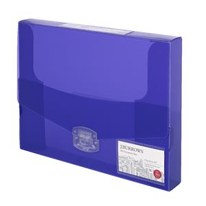J.Burrows Ice Document Box 40mm Purple