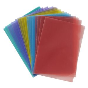 J.Burrows A4 Letter File Assorted 20 Pack