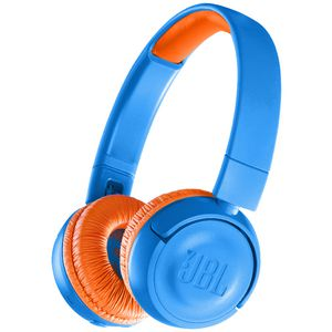 JBL Kids Bluetooth Headphones Blue/Orange JR300BT