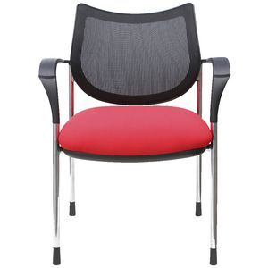 Matrix Visitor Chair Red