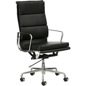 Matrix Executive High Back Chair Black