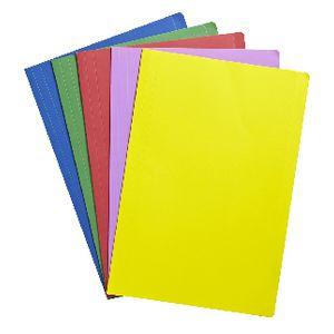 J.Burrows Foolscap Manila Folder Assorted 25 Pack