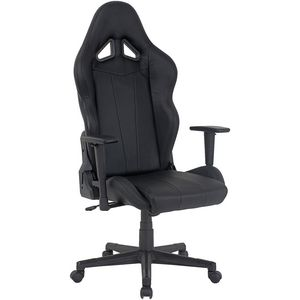 Professional Racer Chair Black