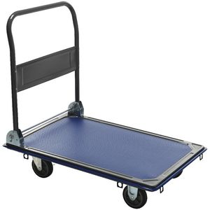 J.Burrows Folding Platform Trolley 300kg