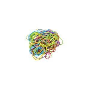 J.Burrows No.16 Rubber Bands 100g Assorted
