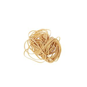 J.Burrows No.34 Rubber Bands 100g