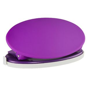 J.Burrows Silicone 2 Hole Punch Purple