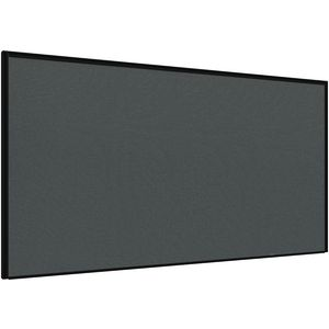 Stilford Professional Screen 1500 x 900mm Black and Grey