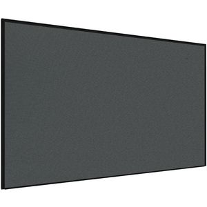 Stilford Professional Screen 1800 x 1250mm Black and Grey