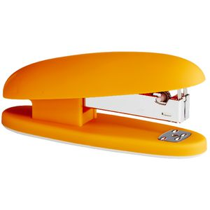 J.Burrows Silicone Half Strip Stapler Orange