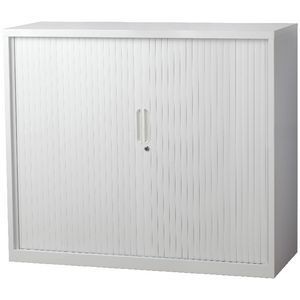 Stilford Professional Tambour 1200 x 1015mm White