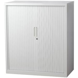 Stilford Professional Tambour 900 x 1015mm White