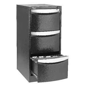Stilford 3 Drawer Filing Cabinet Graphite