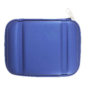 J.Burrows Portable Hard Drive Hard Case Blue