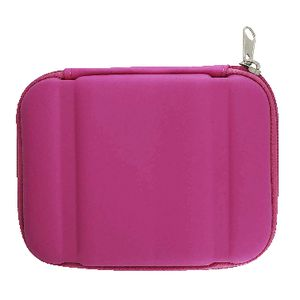 J.Burrows Portable Hard Drive Hard Case Purple