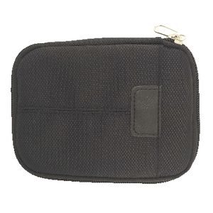 J.Burrows Portable Hard Drive Soft Case Black