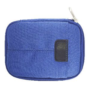 J.Burrows Portable Hard Drive Soft Case Blue