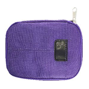J.Burrows Portable Hard Drive Soft Case Purple