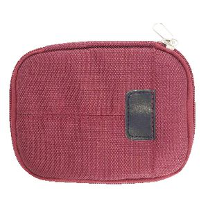 J.Burrows Portable Hard Drive Soft Case Red