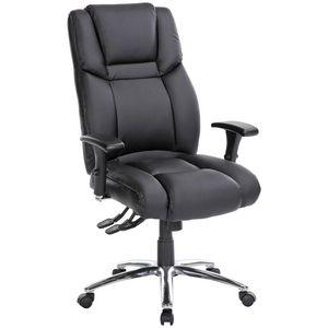 office chair. Washington Ergonomic Chair Black Office