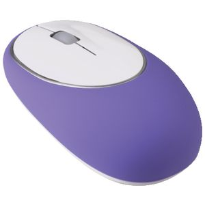 J.Burrows Wireless Gel Mouse Purple