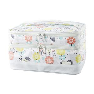 Otto Jumbo Cold Box Lunch Bag Scandinavian Floral