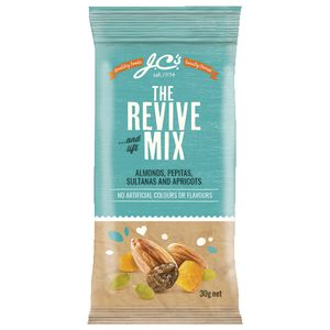 J.C.'S Quality Foods Revive Mix 30g