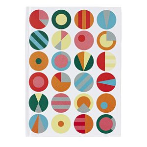 "6 x 8"" Fun Journal Geo Dots 240 Page"