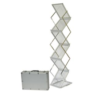 deflect-O A4 Concertina Display Stand