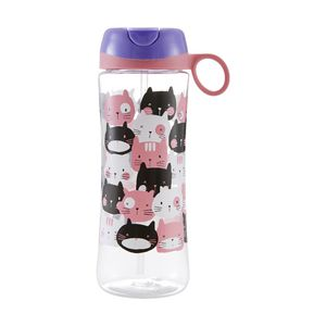 Tritan Bottle 500mL Cats