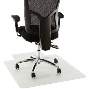 Jastek Economy Low Pile Carpet Chairmat Clear at Officeworks in Campbellfield, VIC | Tuggl
