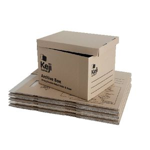 Keji Archive Box 10 Pack