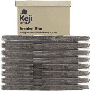 Keji Archive Box 120 Pack