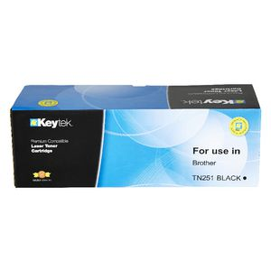 Keytek Alternate Brother TN251 Toner Cartridge Black