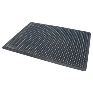 Mattek Ergo Tred Anti-Fatigue Mat Black