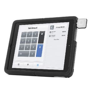Kensington SecureBack Rugged Payment Enclosure iPad Air