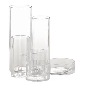 J.Burrows Pencil Caddy Clear
