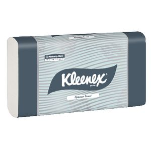 Kleenex Optimum Hand Towel 120 x 20 Pack