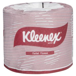 Kleenex 2 Ply Toilet Paper Roll 400 Sheet